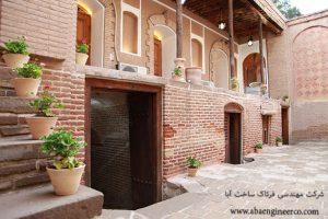 بازسازي خانه هاي قديمي