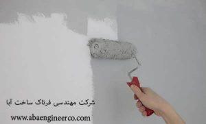 بازسازی نقاشی آپارتمان