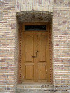 بازسازي درب هاي قديمي
